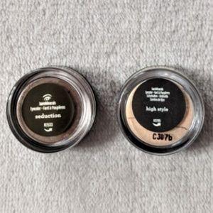 bareMinerals Makeup - Bareminerals Loose Mineral Eyecolor- Set of 2
